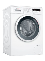 Bosch WAN28001GB 1400 Spin 7Kg Washing Machine